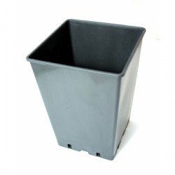 Square pot 3,4 L