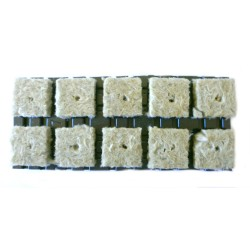 Cultivation Mat in plastic tray, 4x4cm, 10pcs