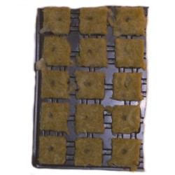 Cultivation Mat in plastic tray, 25x25, 15pcs