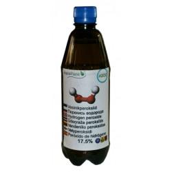 Hydrogen peroxide, H2O2, 0.5L, 17.5% AquaPlant