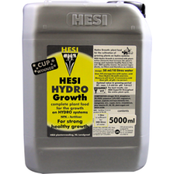 Hesi Hydro Growth softwater 5L