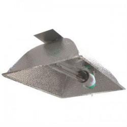 Hammertone reflector dimmpled