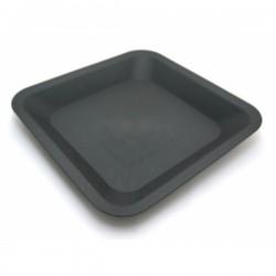 Square saucer 33.5 x 33.5 cm