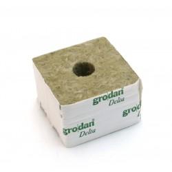 Rockwool propagation cubes GRODAN Delta 10 x10 cm