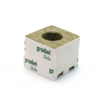 Rockwool propagation cubes GRODAN Delta 7,5 x 7,5 cm