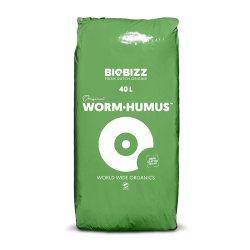 BioBizz Worm Humus (Castings) 50L bag