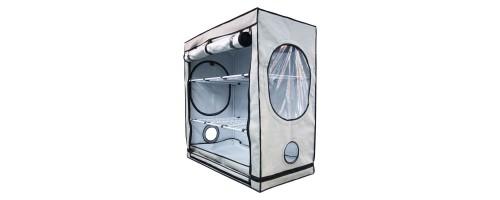Black Box Silver Premium White 3 Floors 125x65x180cm