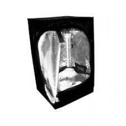 Black Box Silver 30x30x60cm