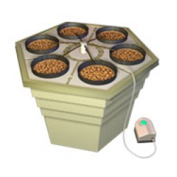 GHE EcoGrower hydroponic system
