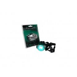 Green LED Head Lamp, 8 LED