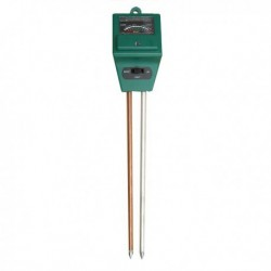Soil Moisture And pH Meter