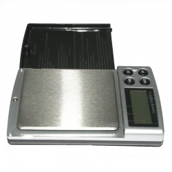 Digital Diamond Pocket Jewelry Weigh Scale (500g x 0.1g)