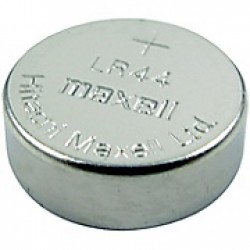 Button type battery for instruments