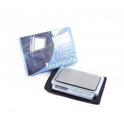 Digital pocket scales Interscale