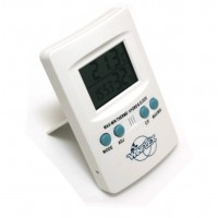 Thermo- and hygrometers