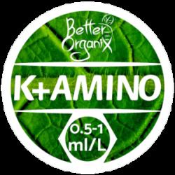 K+Amino 100ml, Better Organix