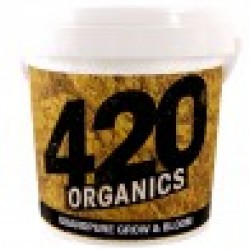 Guanopure Grow & Bloom 420 Organics, 250g.