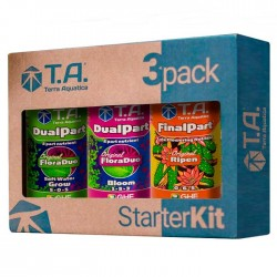 Dualpart 3Pack Starterkit