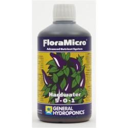 GHE Flora Micro, 500ml, hard water