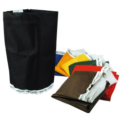 maXtractor Extractor bag, 3,8 L, Set of 7, 25, 45, 73, 120, 160, 190, 220 μm