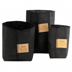 Root Pouch 12L Thin Black