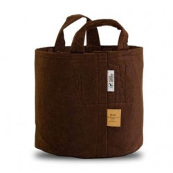 ROOT POUCH 16L WITH HANDLES - BROWN