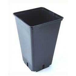 Square pot, 12 x 12 x 20 cm