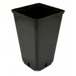 Square pot 4L, 16x16x23.5 cm