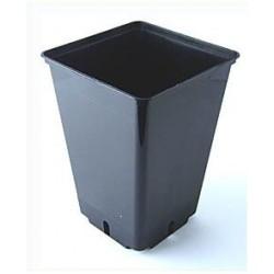 Square pot,  18x18x25,5cm,