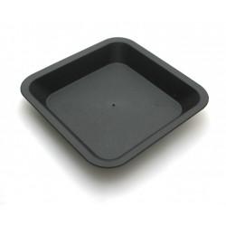 Saucer for square pot 22,9 x 22,9 cm,