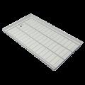 Flood tray, Grey 66 x 110 cm