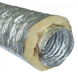 Air Duct Hose Iso-Flex 200mm, 1m