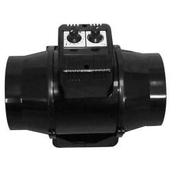 WINFLEX TT 150 U, thermostat and speed controller, 550m3/h