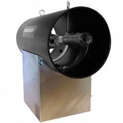 Ozone generator C12, 315mm, 3000m3/h, Ozotre